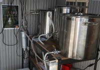 The new HERMS brewery